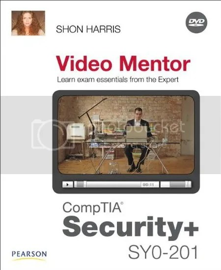 Pearson Certification - CompTIA Security+ SY0-201 Video Mentor