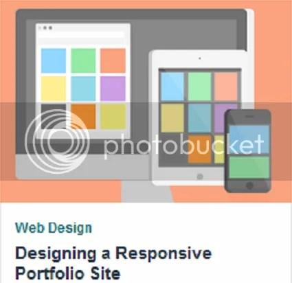 TutsPlus - Designing a Responsive Portfolio Site