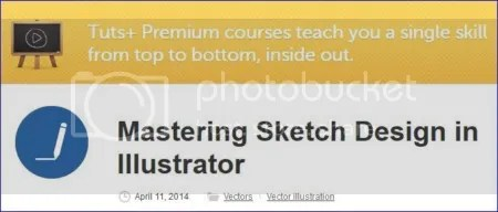 Tuts+ Premium - Mastering Sketch Design in Illustrator