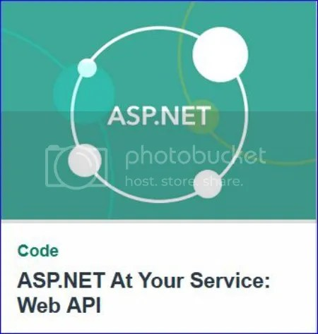 Tutsplus - ASP.NET At Your Service: Web API