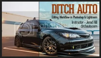 Udemy - Ditch Auto Editing Workflow in Lightroom & Photoshop