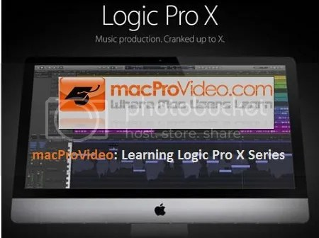 macProVideo - Learning Logic Pro X Bundle