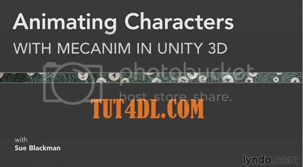 Lynda - Animating Characters with Mecanim in Unity 3D