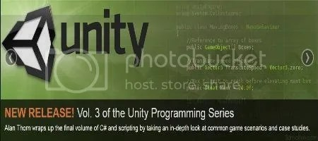 3DMotive - C# in Unity Vol. 3
