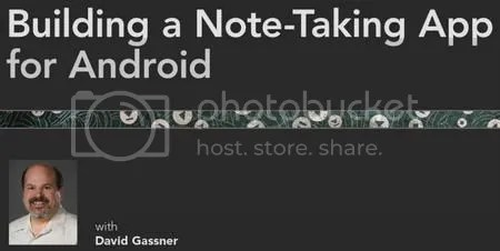 Building a Note - Taking App for Android