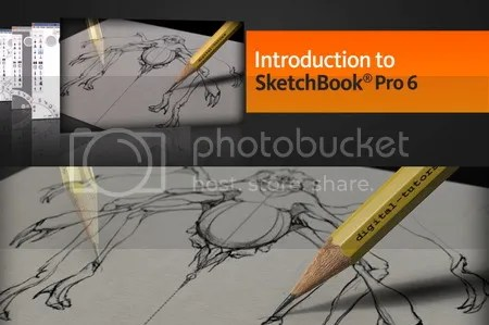 Digital Tutors – Introduction to SketchBook Pro 6