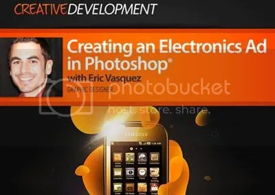 Digital Tutors – Creating an Electronics Ad in Photoshop