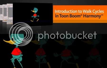 Digital Tutors – Introduction to Walk Cycles in Toon Boom Harmony