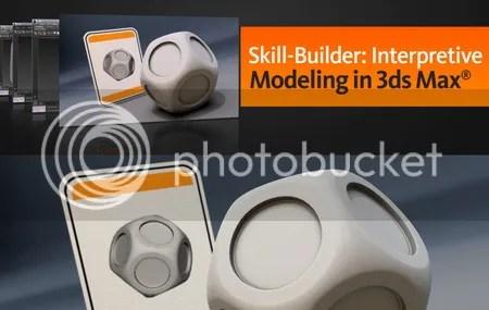 Digital Tutors – Skill-Builder: Interpretive Modeling in 3ds Max