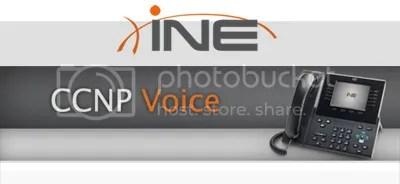 INE – CCNP Voice Courses