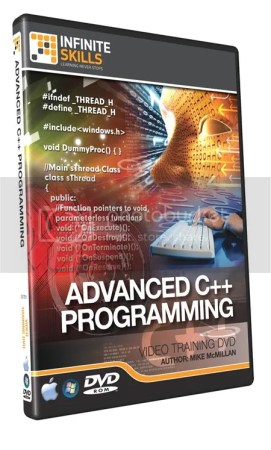 InfiniteSkills - Advanced C++ Programming Training