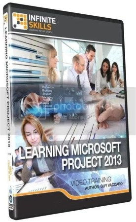 InfiniteSkills - Learning Microsoft Project 2013 Training