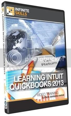 InfiniteSkills - Learning QuickBooks 2013 Training