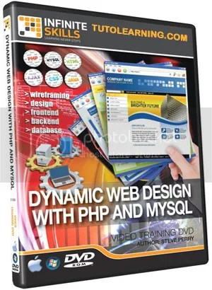 InfiniteSkills – Dynamic Web Design with PHP and MySQL