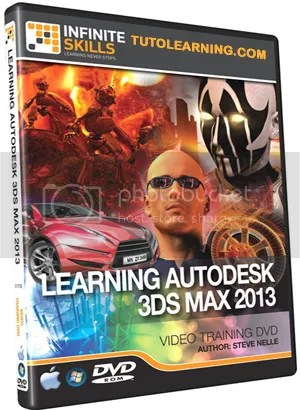 InfiniteSkills – Learning 3ds Max 2013 Training Video  InfiniteSkills – Learning 3ds Max 2013 Training Video InfiniteSkills  Learning 3ds Max 2 1