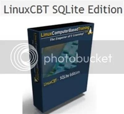 LinuxCBT - SQLite Edition
