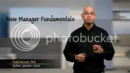 Lynda - New Manager Fundamentals