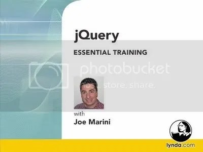 Lynda - jQuery Essential Training with Joe Marini