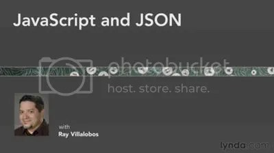 Lynda – JavaScript and JSON