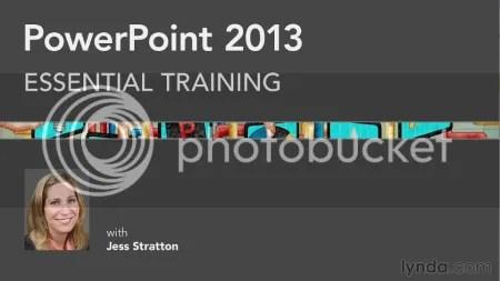 Lynda – PowerPoint 2013 Essential Training