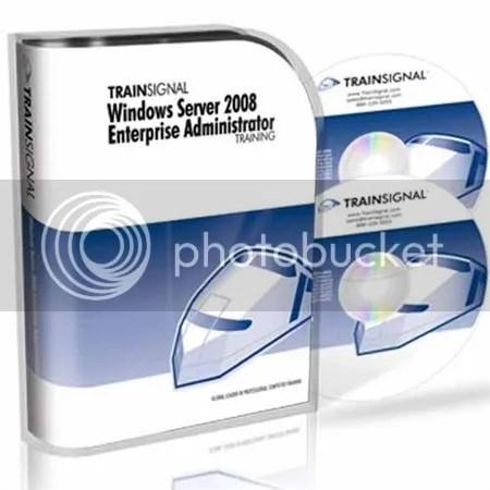 Trainsignal - Windows Server 2008 R2 Enterprise Administrator Training DVD (70-647)