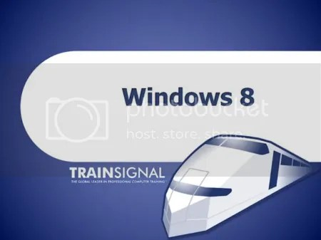 Traisignal – Windows 8 Configuring 70-687