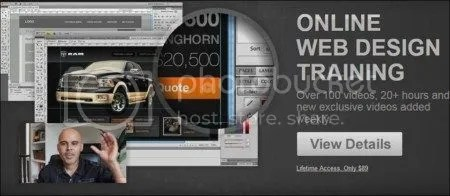 Ultimate Web Design Training Course 2013