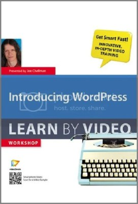Video2Brain – Introducing WordPress – Learn by Video