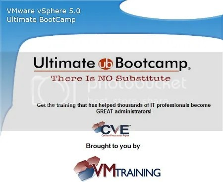 Career Academy Training - VMware Ultimate Bootcamp vSphere 5.0