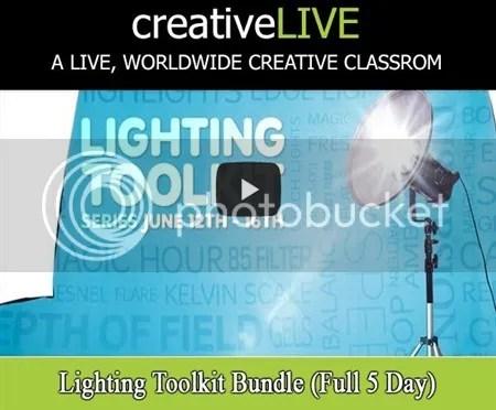 creativeLIVE - Lighting Toolkit Bundle