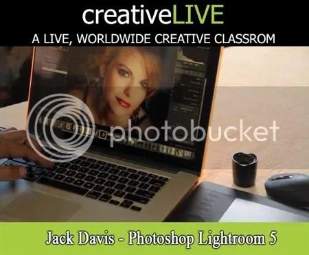 creativeLIVE - Lightroom 5 with Jack Davis