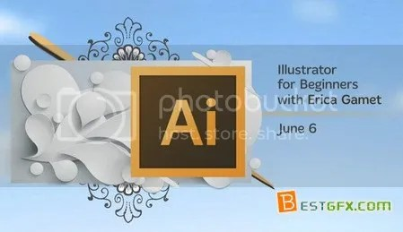creativeLIVE – Illustrator for Beginners with Erica Gamet