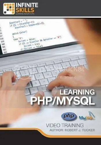 Infinite Skills - Learning PHP MySQL