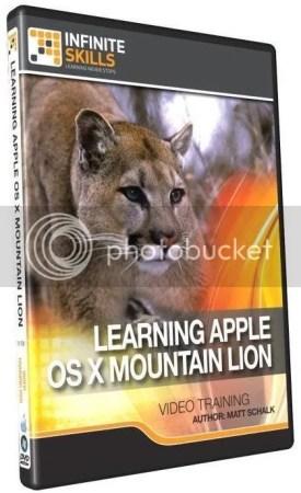 InfiniteSkills - Learning Apple OS X Mountain Lion Training