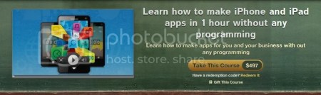 Learn How to Make iPhone and iPad Apps in 1 Hour without any Programming