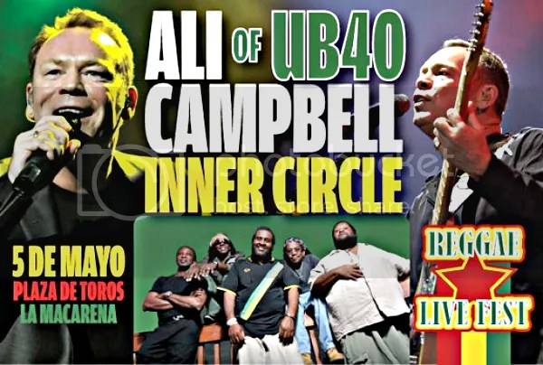 Inner Circle In Columbia