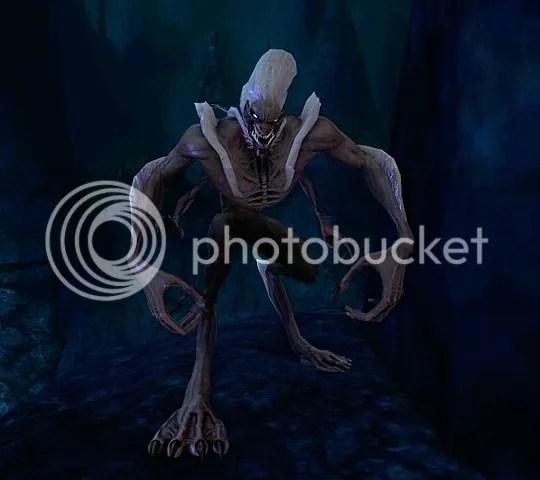 Underdark Draegloth