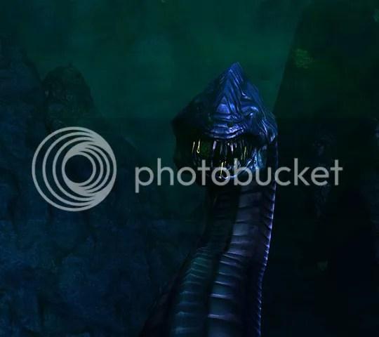 Underdark Purple Worm