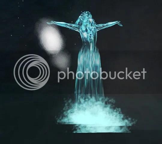 Underdark water elemental