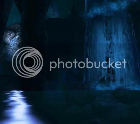 Underdark Waterfall