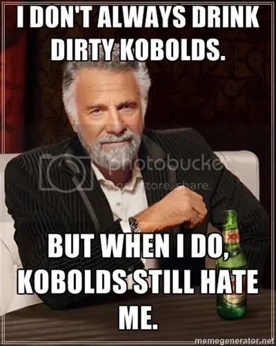 Dirty Kobolds