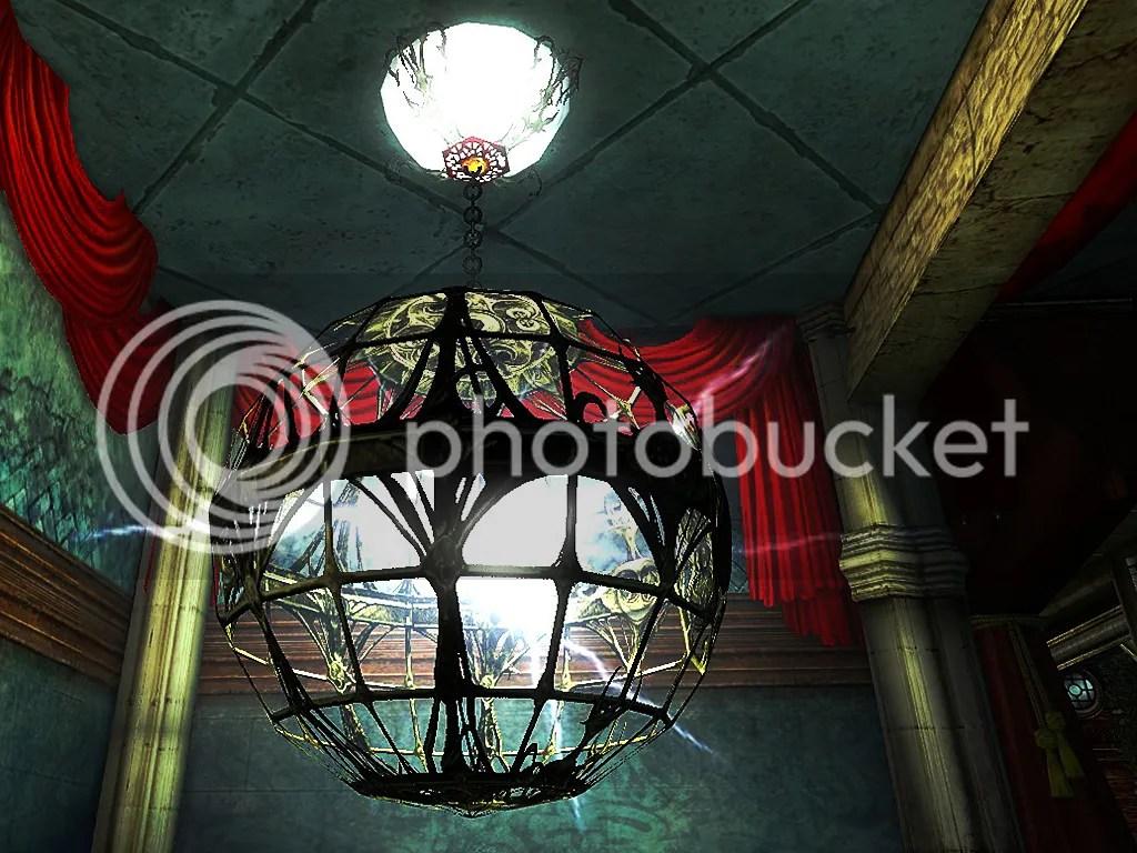 Lightning globe