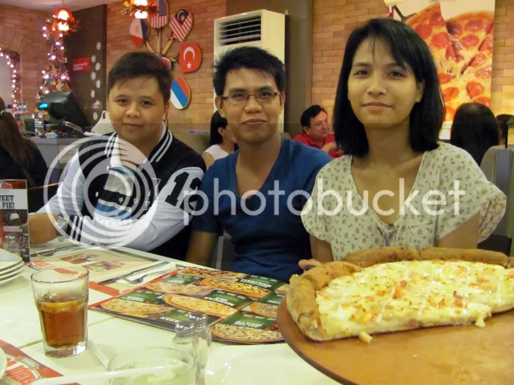 Faidah, Jepoy, and Chimi
