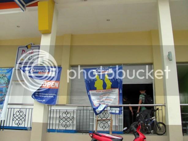 Soon to Open: Generika Kapatagan Branch