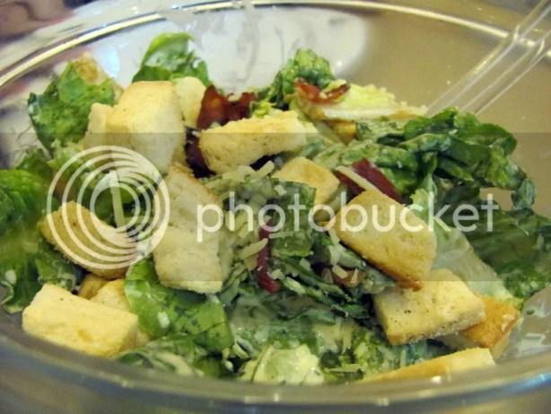 Caesar Salad, y u so yummy?