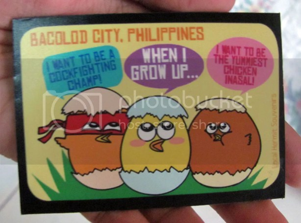 When I grow up... Ref Magnet