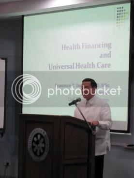 Dr. Francisco Duque III
