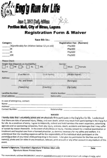 Registration Form & Waiver (click image to zoom)