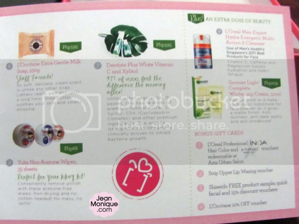 Product List (part 2)