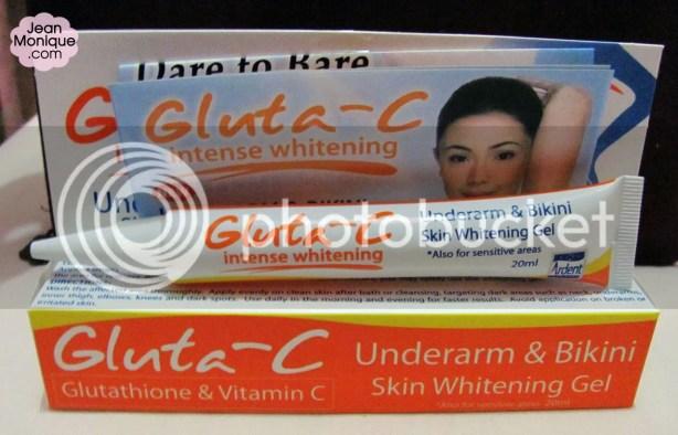 Gluta-C Intense Whitening Underarm & Bikini Skin Whitening Gel